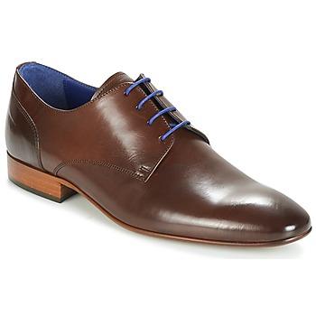 Zapatos Hombre Derbie Azzaro DELIGO Marrón