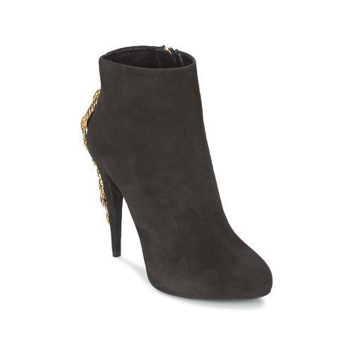 Zapatos Mujer Botines Roberto Cavalli YPS564-PC001-05051 Negro