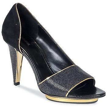 Zapatos Mujer Sandalias Roberto Cavalli YDS637-UF013-05051 Negro