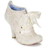Zapatos Mujer Botines Irregular Choice ABIGAILS THIRD PARTY Blanco / Crema