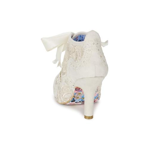 Venta de liquidación de temporada Zapatos especiales Irregular Choice Blanco ABIGAILS THIRD PARTY Blanco Choice / Crema 7ee7cc