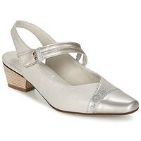 Zapatos Mujer Zapatos de tacón Dorking CONCHA Beige