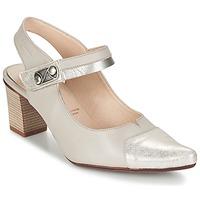 Zapatos Mujer Zapatos de tacón Dorking DELTA Beige