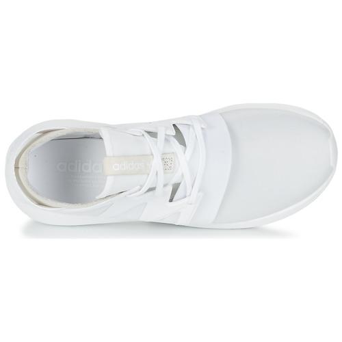 W Mujer Blanco Altas Zapatos Zapatillas Originals Viral Adidas Tubular K1Tlc5uFJ3