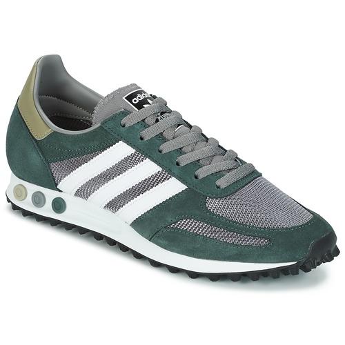 Zapatos Hombre Zapatillas bajas adidas Originals LA TRAINER OG Gris
