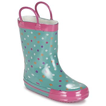 Zapatos Niña Botas de agua Be Only LIZZIE Azul