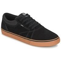 Zapatos Hombre Zapatos de skate Element WASSO Negro