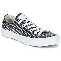 Zapatos Mujer Zapatillas bajas Converse CHUCK TAYLOR ALL STAR II FESTIVAL TPU KNIT OX Negro / Blanco
