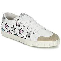 Zapatos Mujer Zapatillas bajas Ash MAJESTIC Blanco