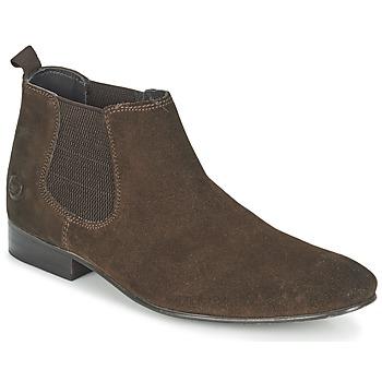 Zapatos Hombre Botas de caña baja Base London BROKER Marrón