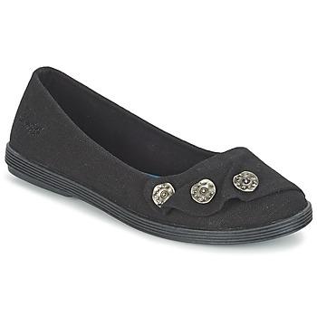 Zapatos Mujer Bailarinas-manoletinas Blowfish Malibu GARDEN Negro