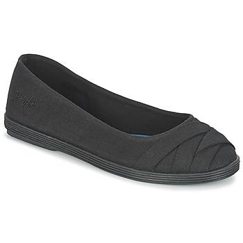 Zapatos Mujer Bailarinas-manoletinas Blowfish GLO Negro