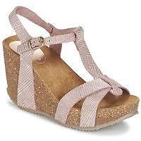 Zapatos Mujer Sandalias Elue par nous ZECDOUVE Rosa