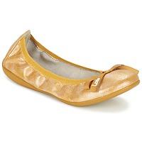 Zapatos Mujer Bailarinas-manoletinas Les P'tites Bombes ELLA Amarillo