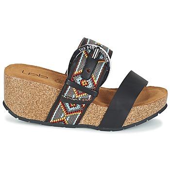 LPB Shoes GLYCINE Negro