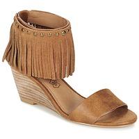Zapatos Mujer Sandalias Les P'tites Bombes NADIA Camel