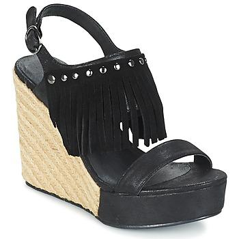 Zapatos Mujer Sandalias Les P'tites Bombes SABINE Negro
