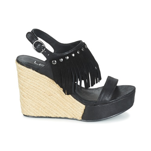 Shoes Mujer Sabine Zapatos Sandalias Negro Lpb QCthrxsd