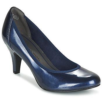 Zapatos Mujer Zapatos de tacón Marco Tozzi JAFRAKO Marino