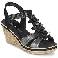 Zapatos Mujer Sandalias Marco Tozzi CHAVELA Negro