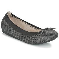 Zapatos Mujer Bailarinas-manoletinas Moony Mood ELALA Negro