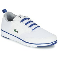 Zapatos Hombre Zapatillas bajas Lacoste L.IGHT 117 1 Blanco