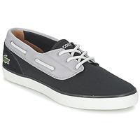 Zapatos Hombre Zapatos náuticos Lacoste JOUER DECK 117 1 Negro