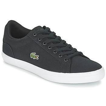Zapatos Hombre Zapatillas bajas Lacoste LEROND BL 2 Negro