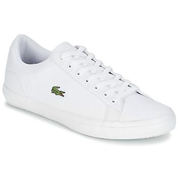 Zapatos Hombre Zapatillas bajas Lacoste LEROND BL 2 Blanco