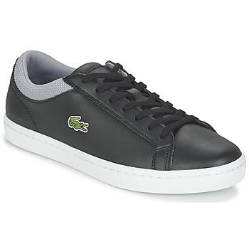 Zapatos Hombre Zapatillas bajas Lacoste STRAIGHTSET SP 117 2 Negro
