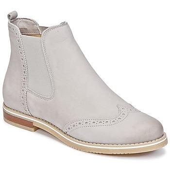 Zapatos Mujer Botas de caña baja Tamaris MORCO Gris