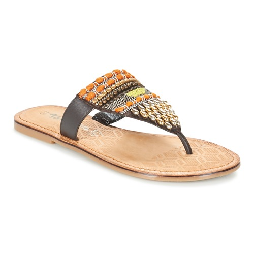 Zapatos Mujer Chanclas Tamaris NIRI Marrón