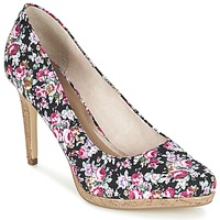 Zapatos Mujer Zapatos de tacón Tamaris KIGI Negro