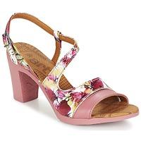Zapatos Mujer Sandalias Art RIO Rosa