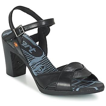 Zapatos Mujer Sandalias Art RIO Negro