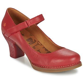 Zapatos Mujer Zapatos de tacón Art HARLEM Carmín