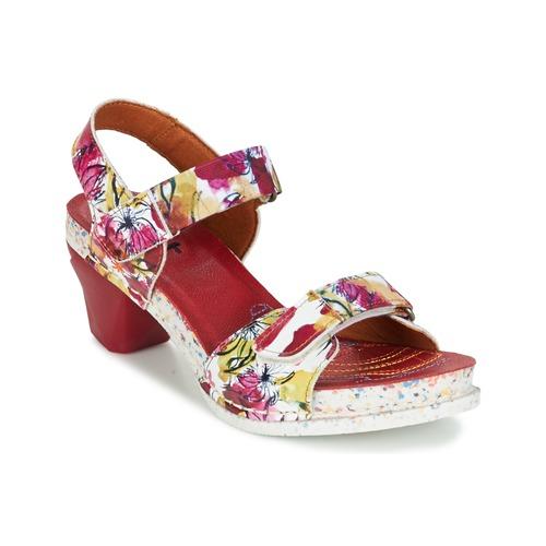 Zapatos Mujer Sandalias Art I  ENJOY Rosa