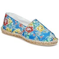 Zapatos Mujer Alpargatas Art of Soule PRINT Azul