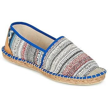 Zapatos Mujer Alpargatas Art of Soule BOHEMIAN Azul