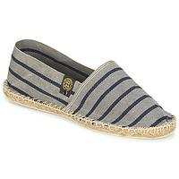 Zapatos Alpargatas Art of Soule RAYETTE Gris