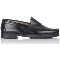 Zapatos Hombre Mocasín Castellanos Artesanos 350 NEGRO