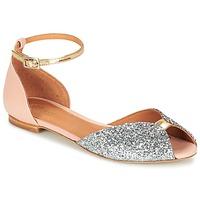 Zapatos Mujer Sandalias Emma Go JULIETTE Rosa / Plata / Oro