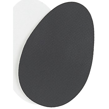 Accesorios Complementos de zapatos Famaco Patins d'usure T2 noir