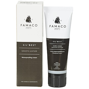 Accesorios Encerado Famaco Tube applicateur cirage noir 75 ml Negro