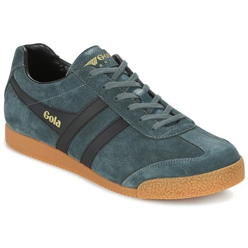 Zapatos especiales para hombres y mujeres Gola HARRIER Gris / Negro