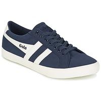Zapatos Hombre Zapatillas bajas Gola VARSITY Marino / Blanco