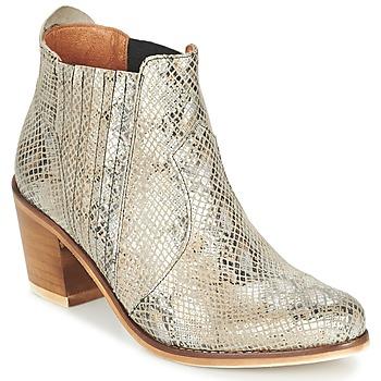 Zapatos Mujer Botines Coqueterra SHEILA Beige