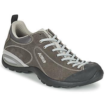 Zapatos Hombre Senderismo Asolo SHIVER GV Gris