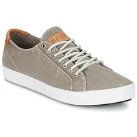 Zapatos Hombre Zapatillas bajas Blackstone NM95 Gris