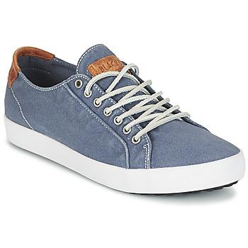 Zapatos Hombre Zapatillas bajas Blackstone NM95 Azul